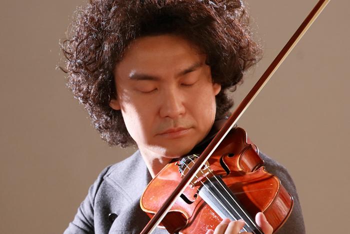 小提琴家張桀瑋